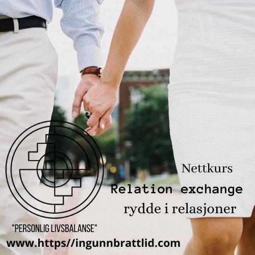 Relation exchange å rydde i relasjoner